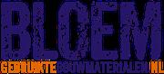 Bloem Gebruikte Bouwmaterialen Logo