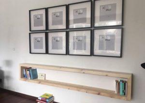 Wandkast sloophout | Bloem Gebruikte Bouwmaterialen