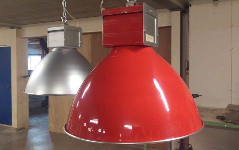Gasontladingslamp Industriële lamp   Bloem Gebruikte Bouwmaterialen