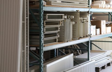 Verwarming CV Sanitair HR Boilers radiatoren thermostaten | Bloem Gebruikte Bouwmaterialen