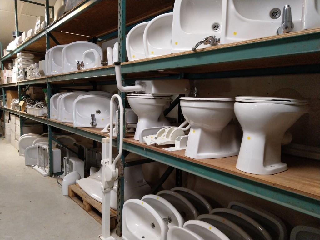 Gebruikt Sanitair | Bloem Gebruikte Bouwmaterialen