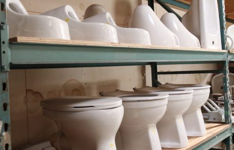 Sanitair | Bloem Gebruikte Bouwmaterialen Limburg Roermond Weert