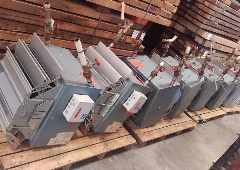 Industriële Heaters | Bloem Gebruikte Bouwmaterialen
