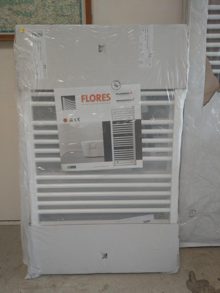 Radson Flores radiator